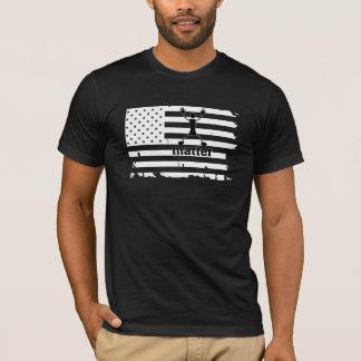 SKILLHAUSE - i matter - ameriKKKa (Black Only) T-Shirt