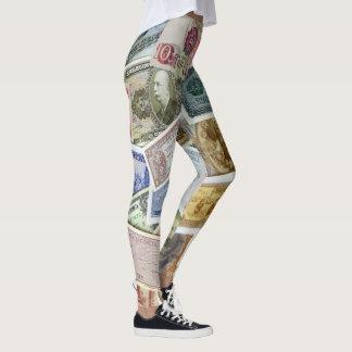 SKILLHAUSE - WORLD MONEY LEGGINGS