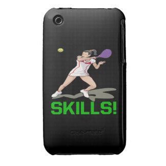 Skills iPhone 3 Case-Mate Cases