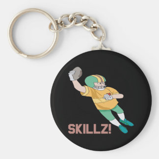 Skillz Key Ring