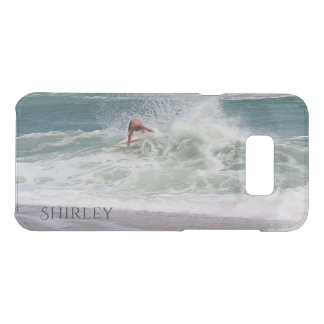 Skimboarding by Shirley Taylor Uncommon Samsung Galaxy S8 Plus Case