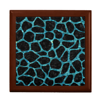 SKIN1 BLACK MARBLE & BLUE-GREEN WATER (R) GIFT BOX