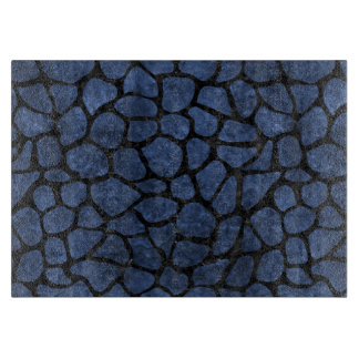 SKIN1 BLACK MARBLE & BLUE STONE CUTTING BOARD