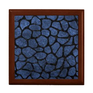 SKIN1 BLACK MARBLE & BLUE STONE GIFT BOX