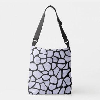 SKIN1 BLACK MARBLE & WHITE MARBLE CROSSBODY BAG