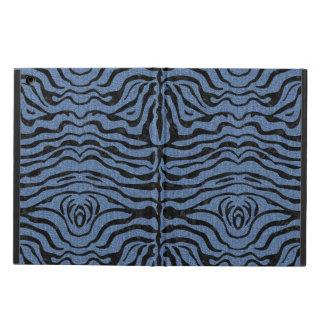 SKIN2 BLACK MARBLE & BLUE DENIM (R) CASE FOR iPad AIR
