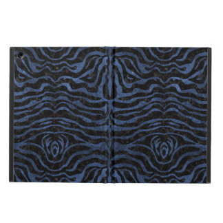 SKIN2 BLACK MARBLE & BLUE STONE CASE FOR iPad AIR