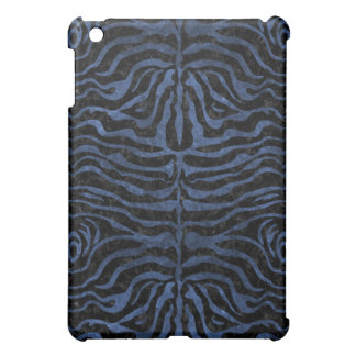 SKIN2 BLACK MARBLE & BLUE STONE iPad MINI COVER