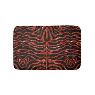 SKIN2 BLACK MARBLE & RED MARBLE BATH MAT