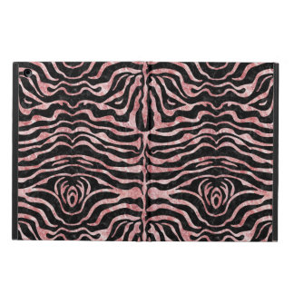 SKIN2 BLACK MARBLE & RED & WHITE MARBLE iPad AIR COVER