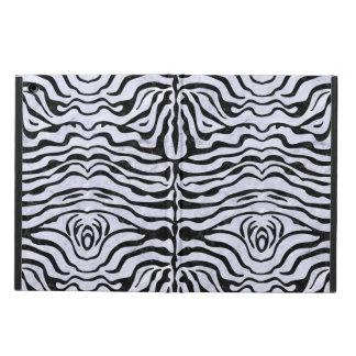 SKIN2 BLACK MARBLE & WHITE MARBLE (R) CASE FOR iPad AIR