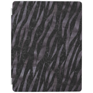 SKIN3 BLACK MARBLE & BLACK WATERCOLOR iPad SMART COVER