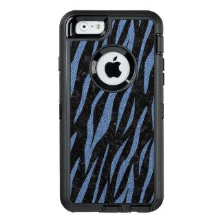SKIN3 BLACK MARBLE & BLUE DENIM OtterBox DEFENDER iPhone CASE