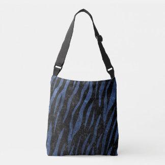 SKIN3 BLACK MARBLE & BLUE STONE CROSSBODY BAG