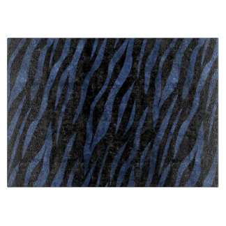 SKIN3 BLACK MARBLE & BLUE STONE CUTTING BOARD