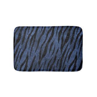 SKIN3 BLACK MARBLE & BLUE STONE (R) BATH MAT