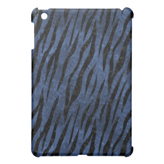 SKIN3 BLACK MARBLE & BLUE STONE (R) iPad MINI COVER