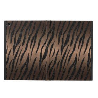 SKIN3 BLACK MARBLE & BRONZE METAL (R) CASE FOR iPad AIR