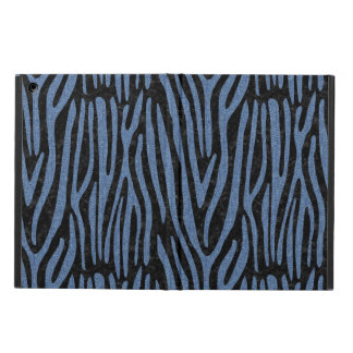 SKIN4 BLACK MARBLE & BLUE DENIM (R) COVER FOR iPad AIR