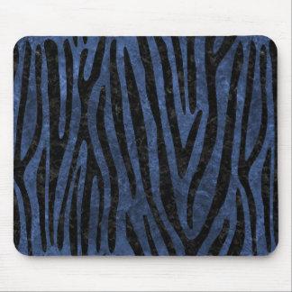 SKIN4 BLACK MARBLE & BLUE STONE MOUSE PAD
