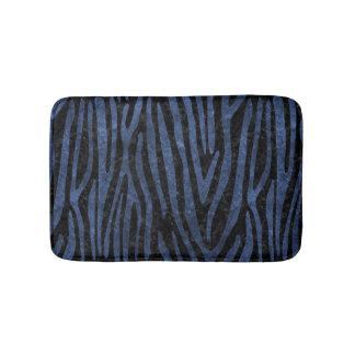 SKIN4 BLACK MARBLE & BLUE STONE (R) BATH MAT