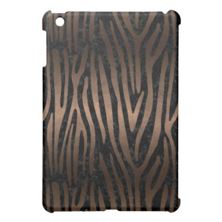 SKIN4 BLACK MARBLE & BRONZE METAL (R) COVER FOR THE iPad MINI