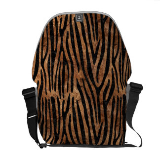 SKIN4 BLACK MARBLE & BROWN STONE COMMUTER BAG