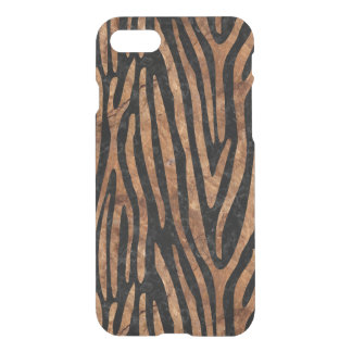 SKIN4 BLACK MARBLE & BROWN STONE (R) iPhone 8/7 CASE