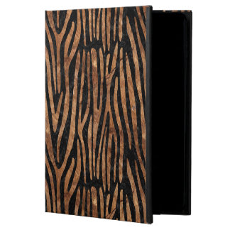 SKIN4 BLACK MARBLE & BROWN STONE (R) POWIS iPad AIR 2 CASE