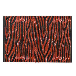 SKIN4 BLACK MARBLE & RED MARBLE iPad AIR CASE