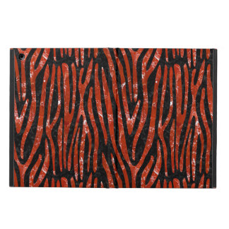 SKIN4 BLACK MARBLE & RED MARBLE (R) CASE FOR iPad AIR