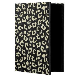 SKIN5 BLACK MARBLE & BEIGE LINEN (R) POWIS iPad AIR 2 CASE