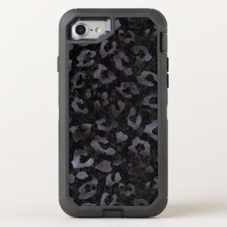 SKIN5 BLACK MARBLE & BLACK WATERCOLOR (R) OtterBox DEFENDER iPhone 8/7 CASE