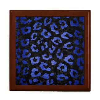 SKIN5 BLACK MARBLE & BLUE BRUSHED METAL (R) GIFT BOX
