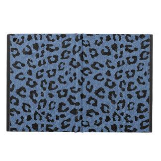 SKIN5 BLACK MARBLE & BLUE DENIM COVER FOR iPad AIR