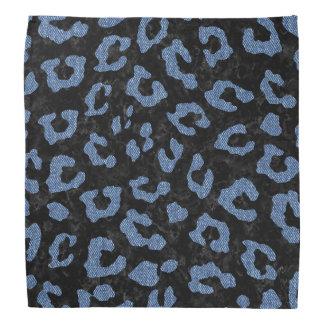 SKIN5 BLACK MARBLE & BLUE DENIM (R) BANDANNA