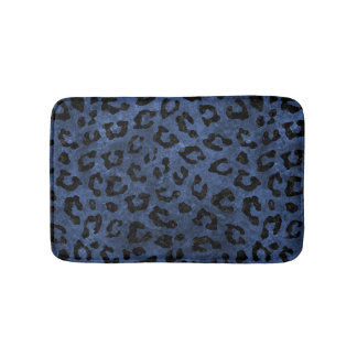 SKIN5 BLACK MARBLE & BLUE STONE BATH MAT