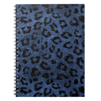 SKIN5 BLACK MARBLE & BLUE STONE NOTEBOOK