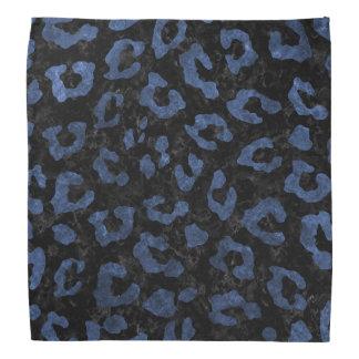 SKIN5 BLACK MARBLE & BLUE STONE (R) BANDANA