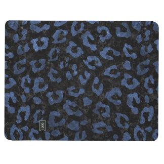 SKIN5 BLACK MARBLE & BLUE STONE (R) JOURNAL