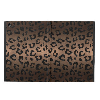 SKIN5 BLACK MARBLE & BRONZE METAL CASE FOR iPad AIR