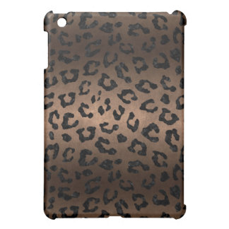 SKIN5 BLACK MARBLE & BRONZE METAL CASE FOR THE iPad MINI