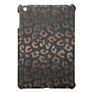 SKIN5 BLACK MARBLE & BRONZE METAL (R) CASE FOR THE iPad MINI