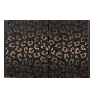 SKIN5 BLACK MARBLE & BRONZE METAL (R) COVER FOR iPad AIR