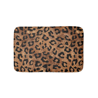 SKIN5 BLACK MARBLE & BROWN STONE BATH MAT