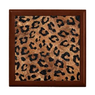 SKIN5 BLACK MARBLE & BROWN STONE GIFT BOX