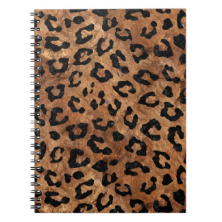 SKIN5 BLACK MARBLE & BROWN STONE NOTEBOOKS