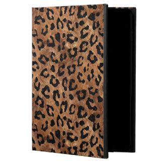 SKIN5 BLACK MARBLE & BROWN STONE POWIS iPad AIR 2 CASE