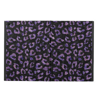 SKIN5 BLACK MARBLE & PURPLE MARBLE (R) COVER FOR iPad AIR