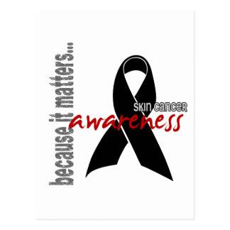 Skin Cancer Awareness Postcard